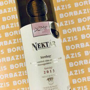 Béla Borászat késői szüretelésű Nektár 2013