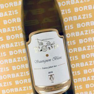 Boksay Pincészet Sauvignon Blanc 2016