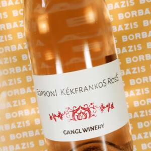 Gangl Pince Kékfrankos Rosé 2020