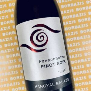 "Hangyál Pincészet Pinot Noir ""titok"" 2018"
