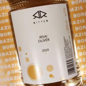 Ritter Borászat Irsai Olivér 2L PET 2020