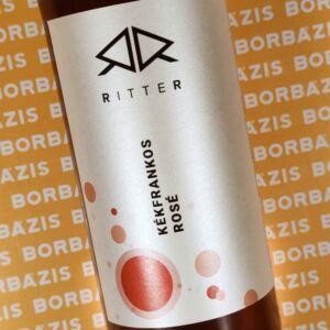 Ritter Borászat Rosé 2020