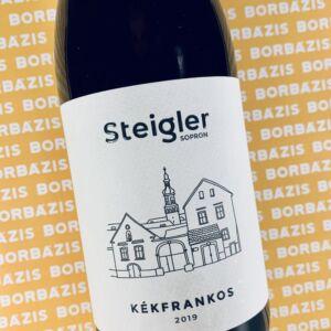 Steigler Pince Prémium Kékfrankos 2019