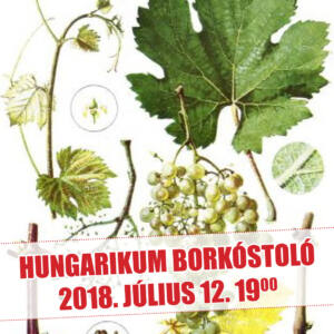 Prémium Hungarikum borkóstoló jegy