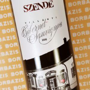 Szende Pince Cabernet Sauvignon 2016