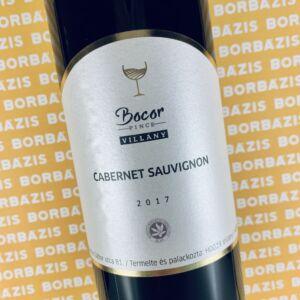 Bocor Pince Cabernet Sauvignon Prémium 2017