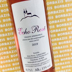 Echo Pince Tihanyi Rosé 2019