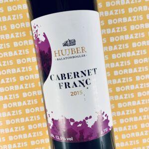Hujber Pince Cabernet Franc 2015