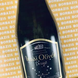 Hujber Pince Irsai Olivér pezsgő 2020