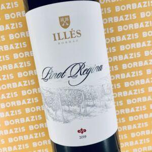 Illés Borház Pinot Regina 2019