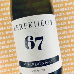Kerekhegy 67 Chardonnay 2017