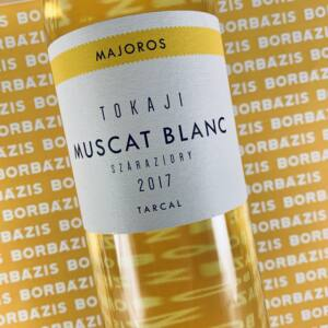 Majoros Birtok Muscat Blanc 2017
