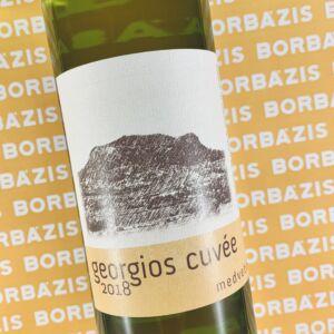 Medvebor Georgios Cuvée 2018