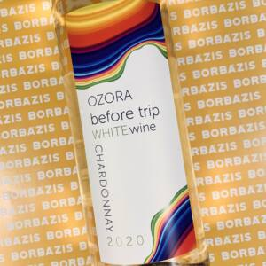 Ozora Wine Before Trip Chardonnay 2020