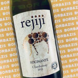 Rejiji Wines Rocinante Chardonnay 2016