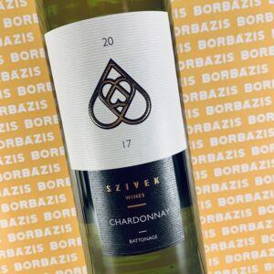 Szivek Pince Chardonnay 2017