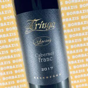 Tringa Borpince Cabernet Franc Reserve 2017