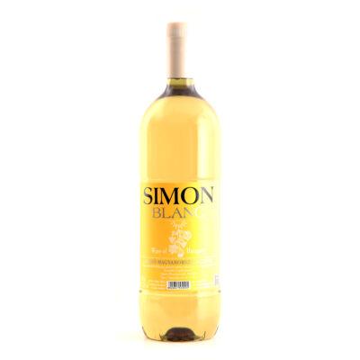 Simon Pincészet Simon Blanc 2016 1,5L PET
