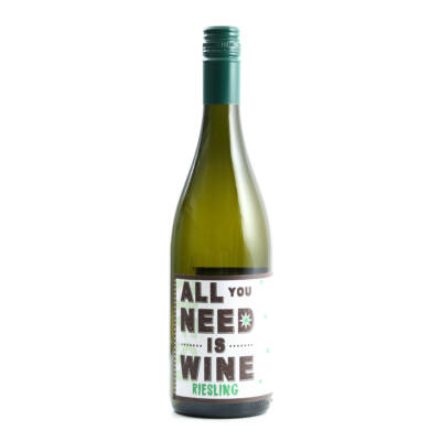 Borneum All You Need is Riesling 2016