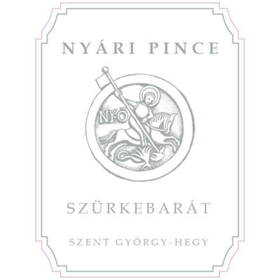 Nyári Pince Szürkebarát 2019