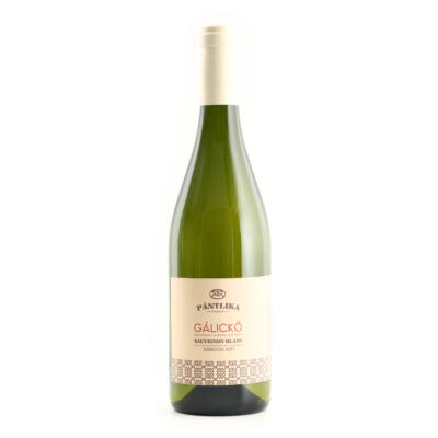 Pántlika Pincészet Gálickő Sauvignon Blanc 2015