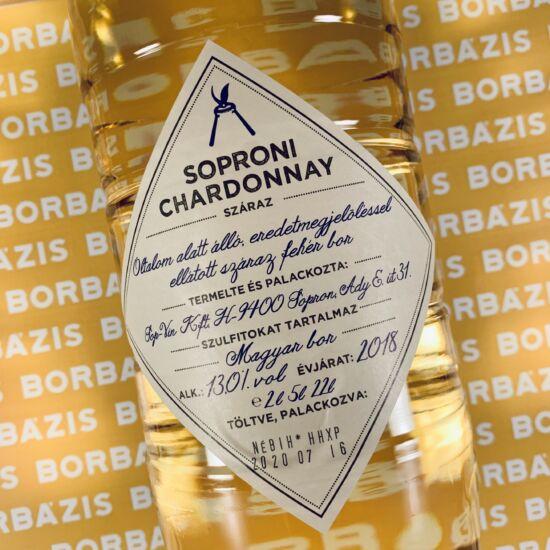 Lővér Pince Chardonnay 2018 PET