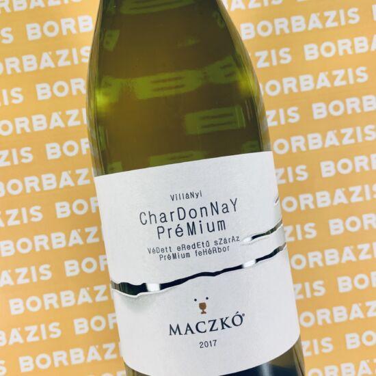 Maczkó Róbert Chardonnay Prémium 2017