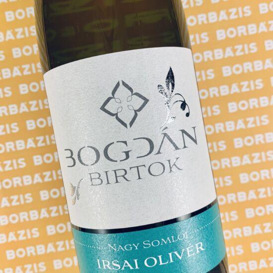Bogdán Birtok Irsai Olivér 2019