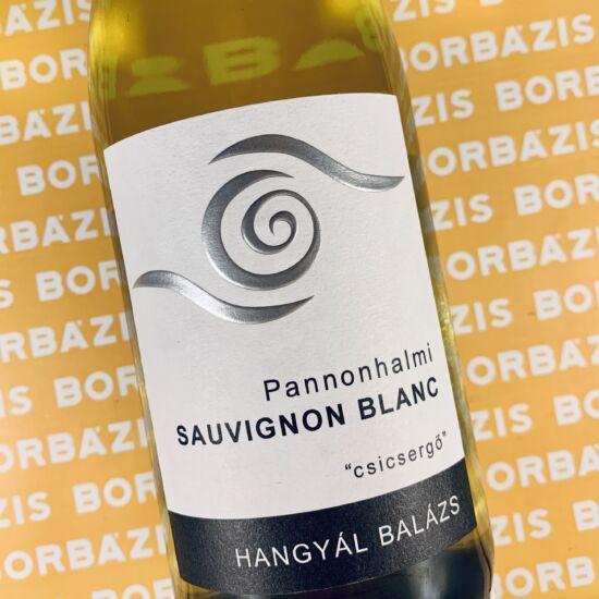 """Hangyál Pincészet Sauvignon Blanc """"csicsergő"""" 2020"""