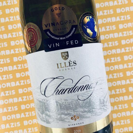Illés Borház Chardonnay Prémium 2019