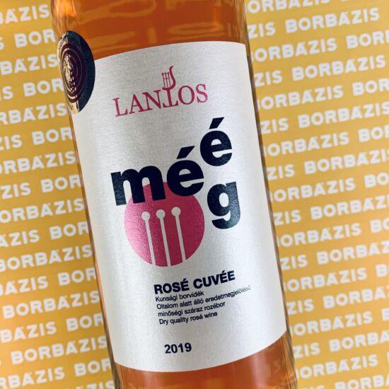 Lantos Borház Méég Rosé Cuvée 2019