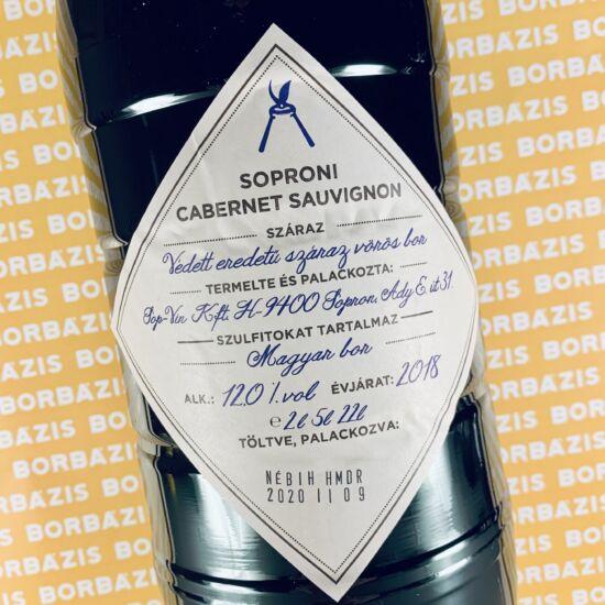 Lővér Pince Cabernet Sauvignon 2018 PET
