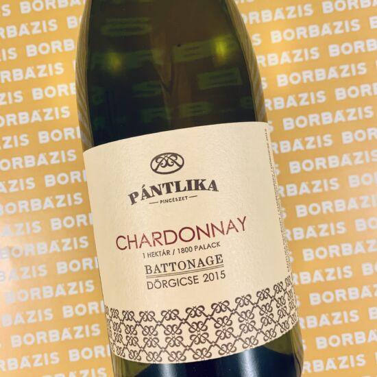 Pántlika Pincészet Chardonnay Battonage 2015